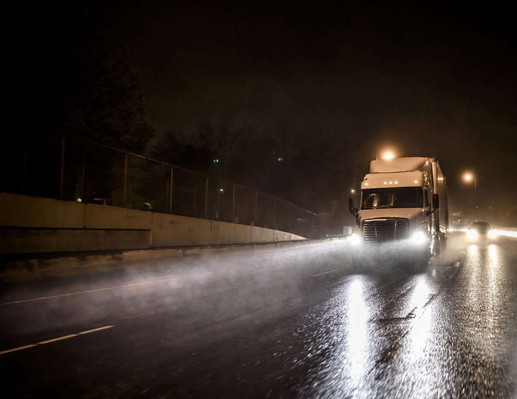 Trucking Through Disasters